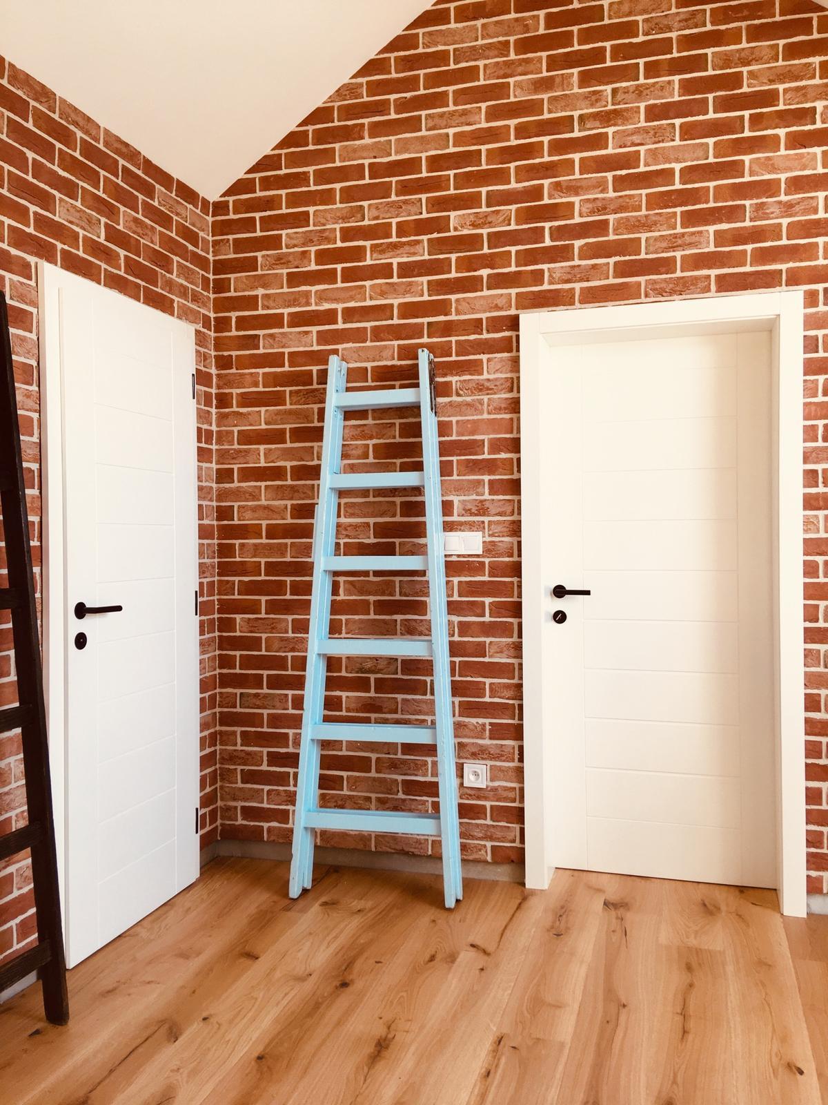Poctivé masívne interiérové dvere s oblozkovou zarubnou - Obrázok č. 2