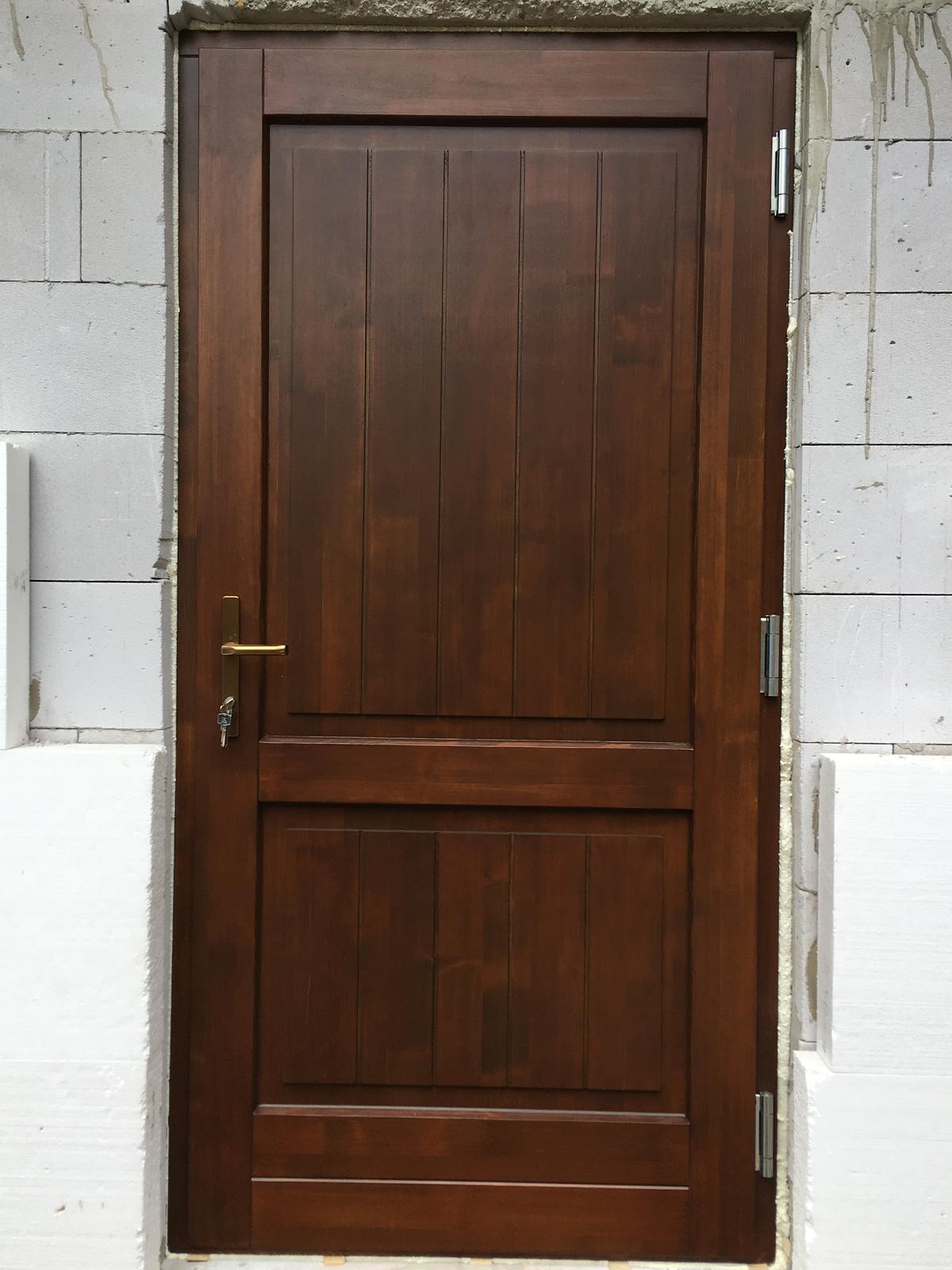Vchodové dvere - Obrázok č. 6