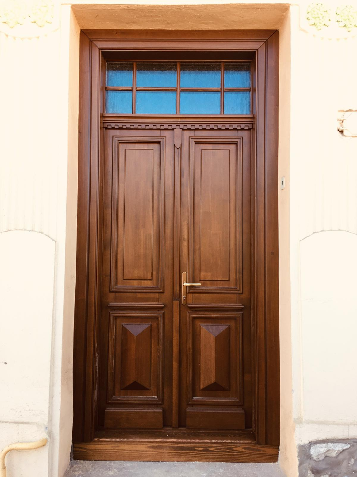 Vchodové dvere - Obrázok č. 36