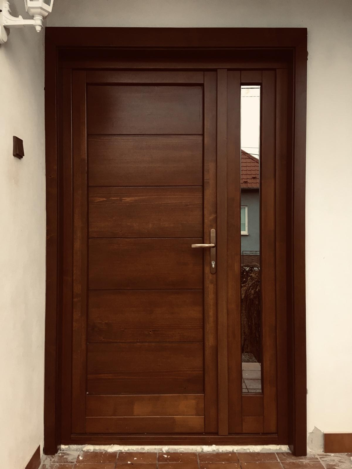 Vchodové dvere - Obrázok č. 37