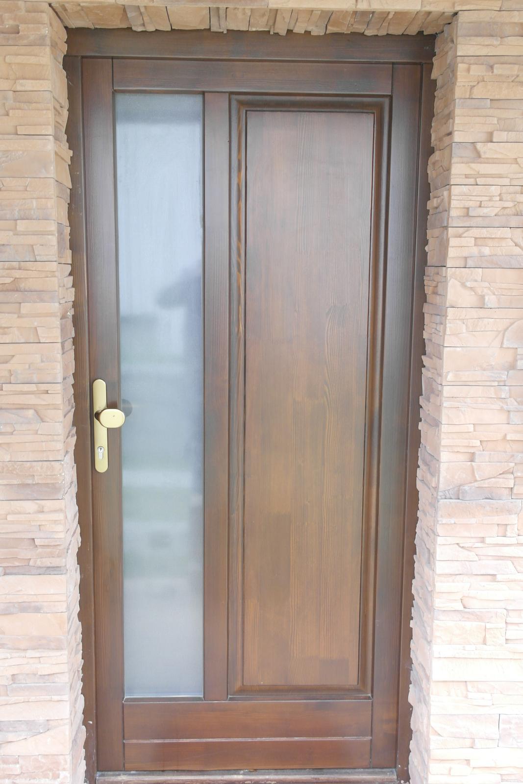 Vchodové dvere - Obrázok č. 38
