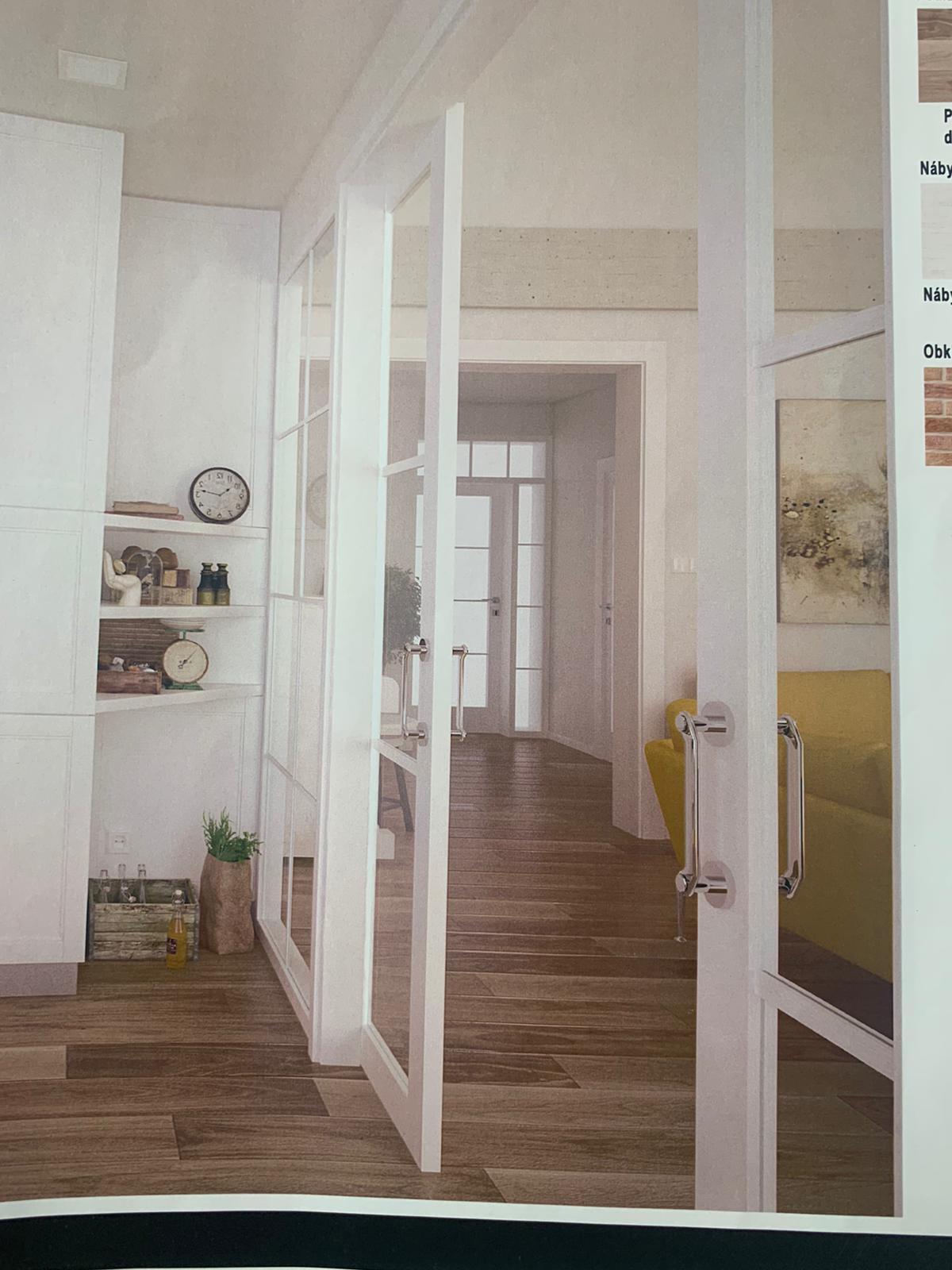Posuvné interiérové dvere - Obrázok č. 3