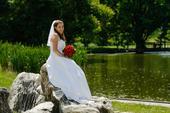 Svatební šaty 40 (42), 40