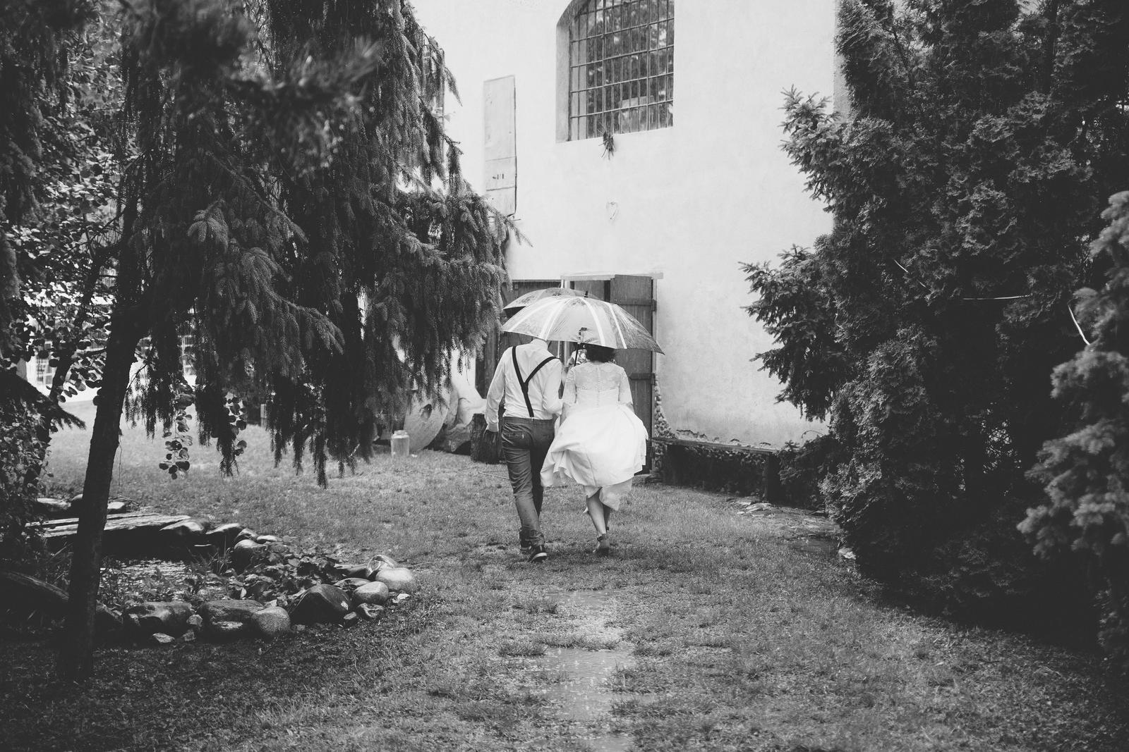 Pršalo nám šťastie :) - Obrázok č. 1