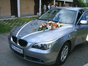 Svadobne Auto Ženichove