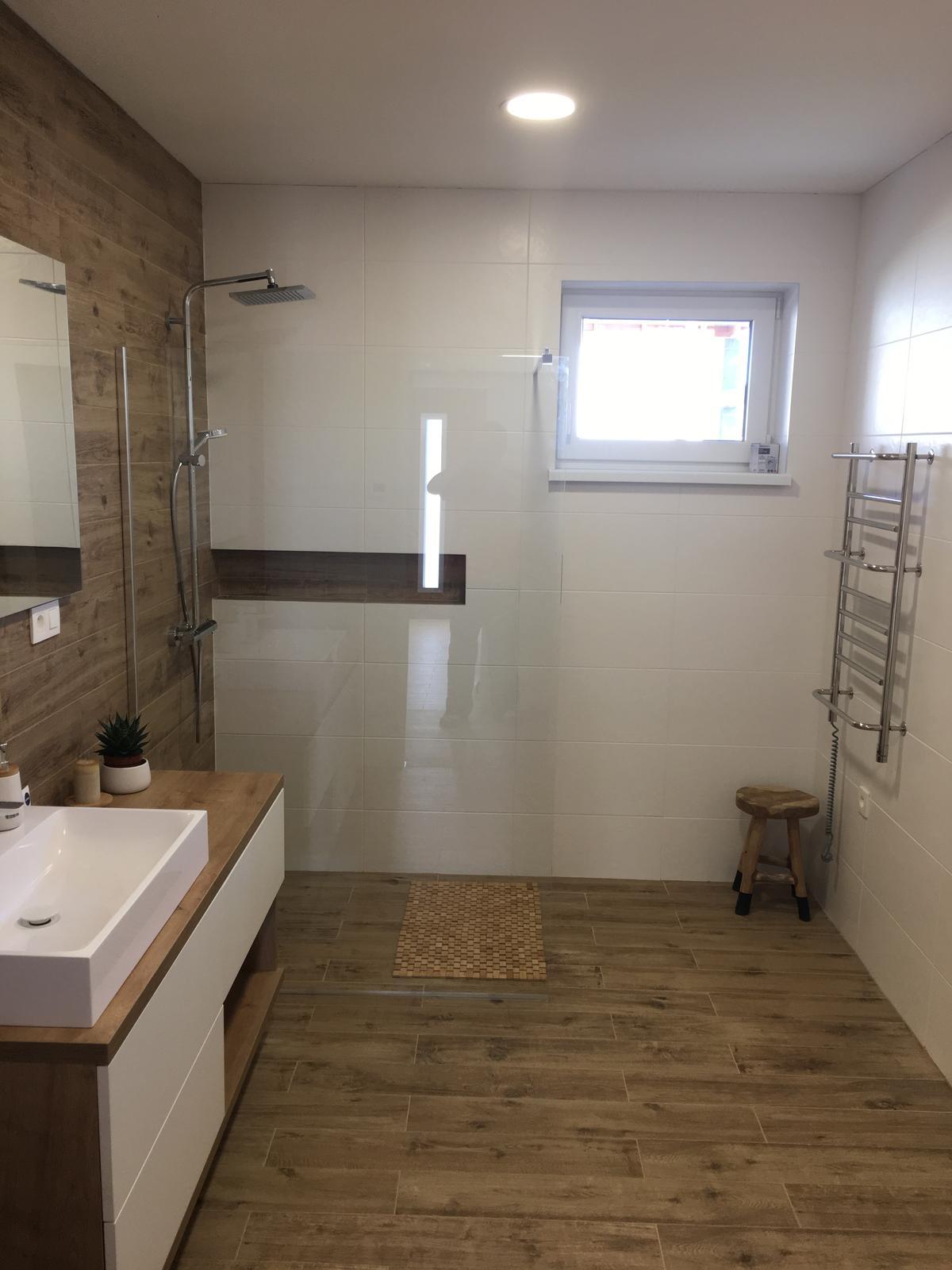 Nový domov - Naša vysnivaná kúpelňa