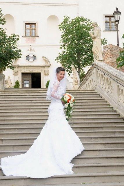 Terka Hajduková{{_AND_}}Tomáš Vereš - po schodoch až do neba :-)