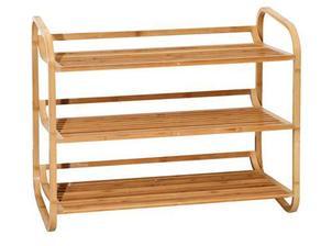 Včerejší nákup -botník z bambusu