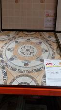 Hledám nápad na podlahu do koupely - Bauhaus
