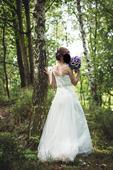 Svatební šaty original Pronovias Ursula, 36