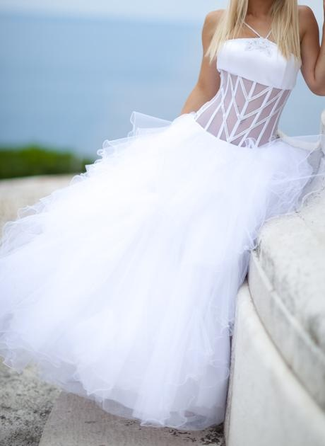 Originální šaty z Itálie - Obrázek č. 1