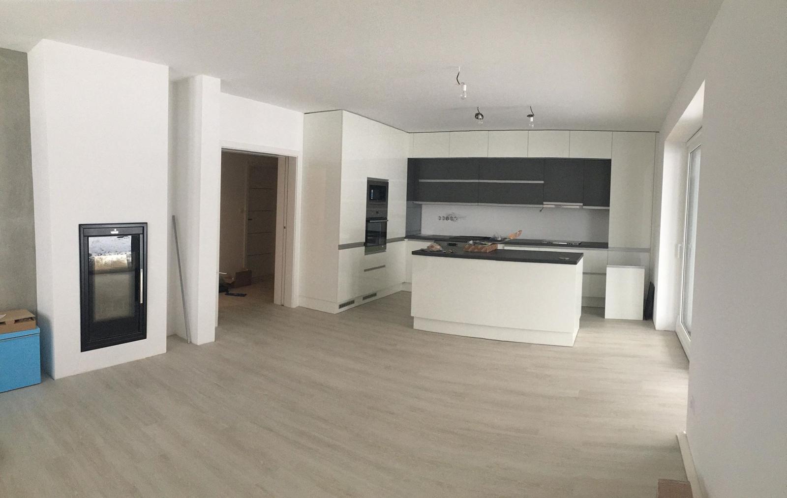 Stavíme si náš sen - Prosinec 2018 - kuchyň