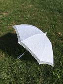 Svatební deštník pro nevěstu,
