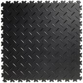 FT Standard Diamond Recycled Black 4mm ,