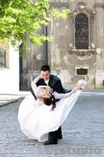 troska tanecnej akrobacie