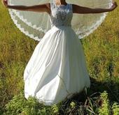Svadobné šaty, model 2018, 36