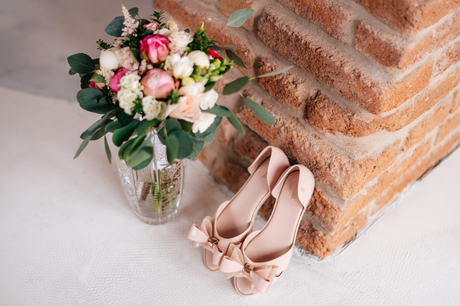 Pro vaší inspiraci, letní svatba na zámku Svinaře - Obrázek č. 1