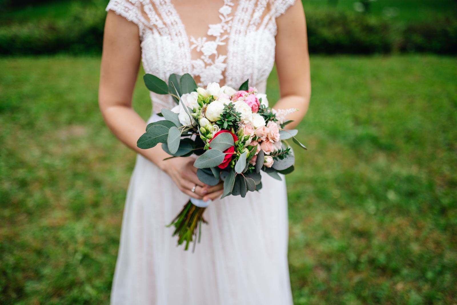 Pro vaší inspiraci, letní svatba na zámku Svinaře - Obrázek č. 2