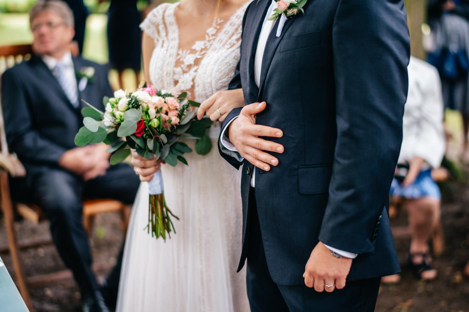 Pro vaší inspiraci, letní svatba na zámku Svinaře - Obrázek č. 3