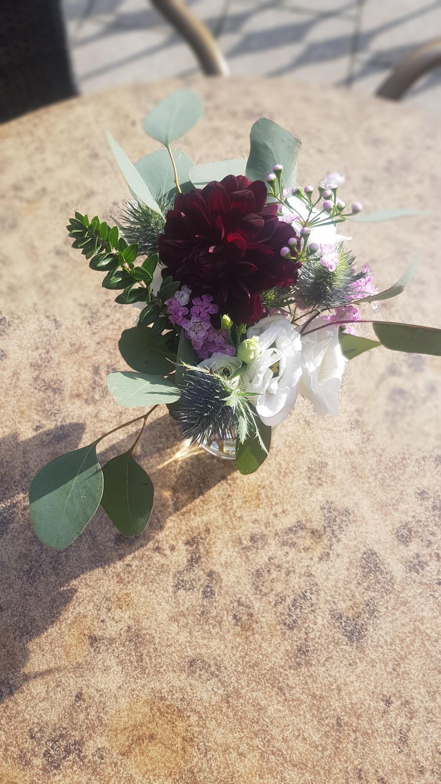 Podzimní svatba ve vínových barvách - Obrázek č. 5