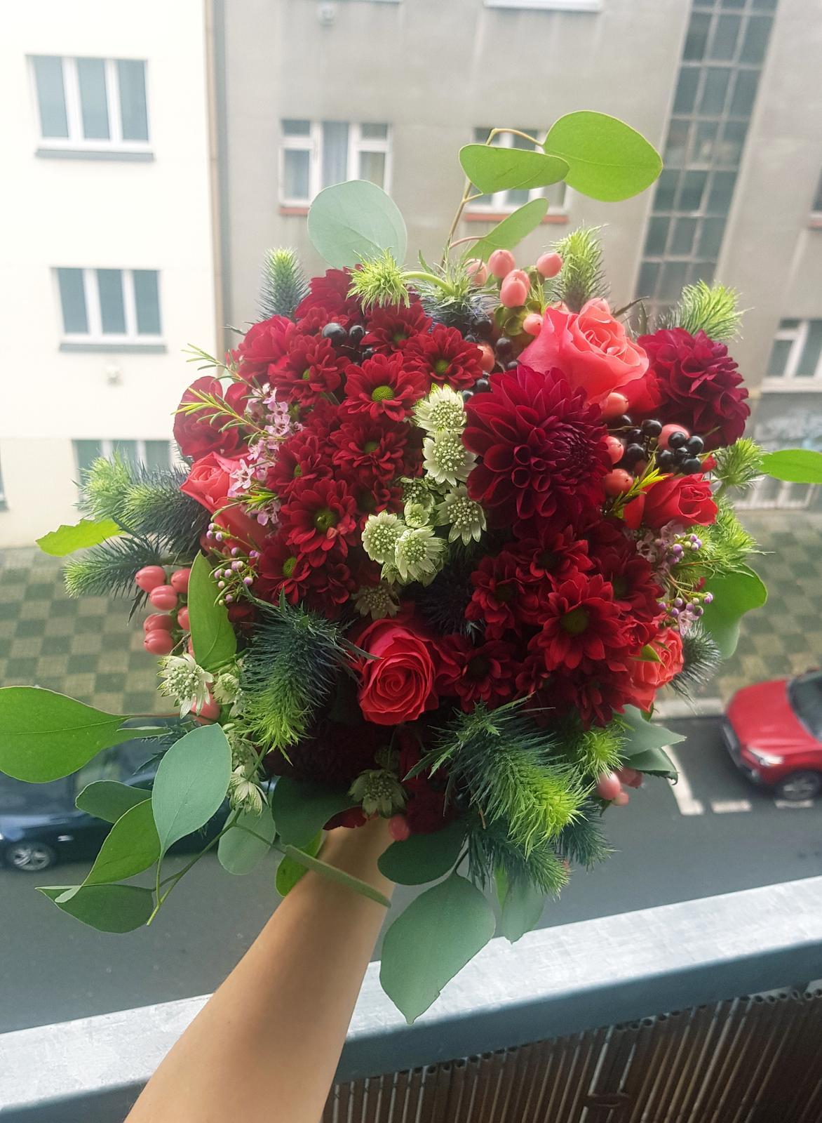 Jedna z letošních posledních svateb v podzimních tónech - Obrázek č. 1