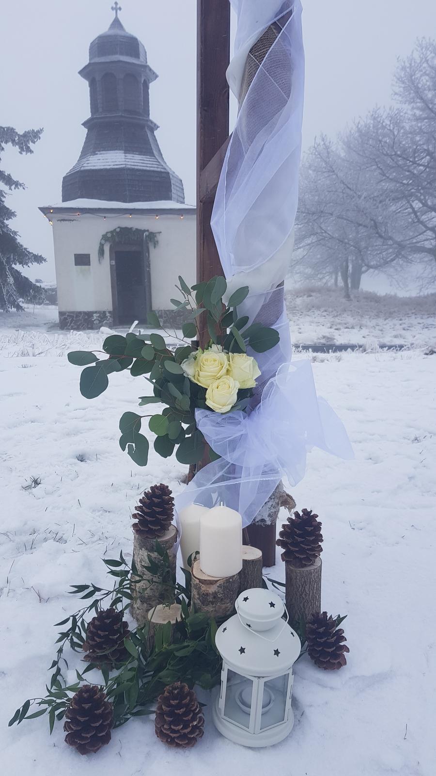 Nádherná zimní svatba v Krušných horách - Obrázek č. 3