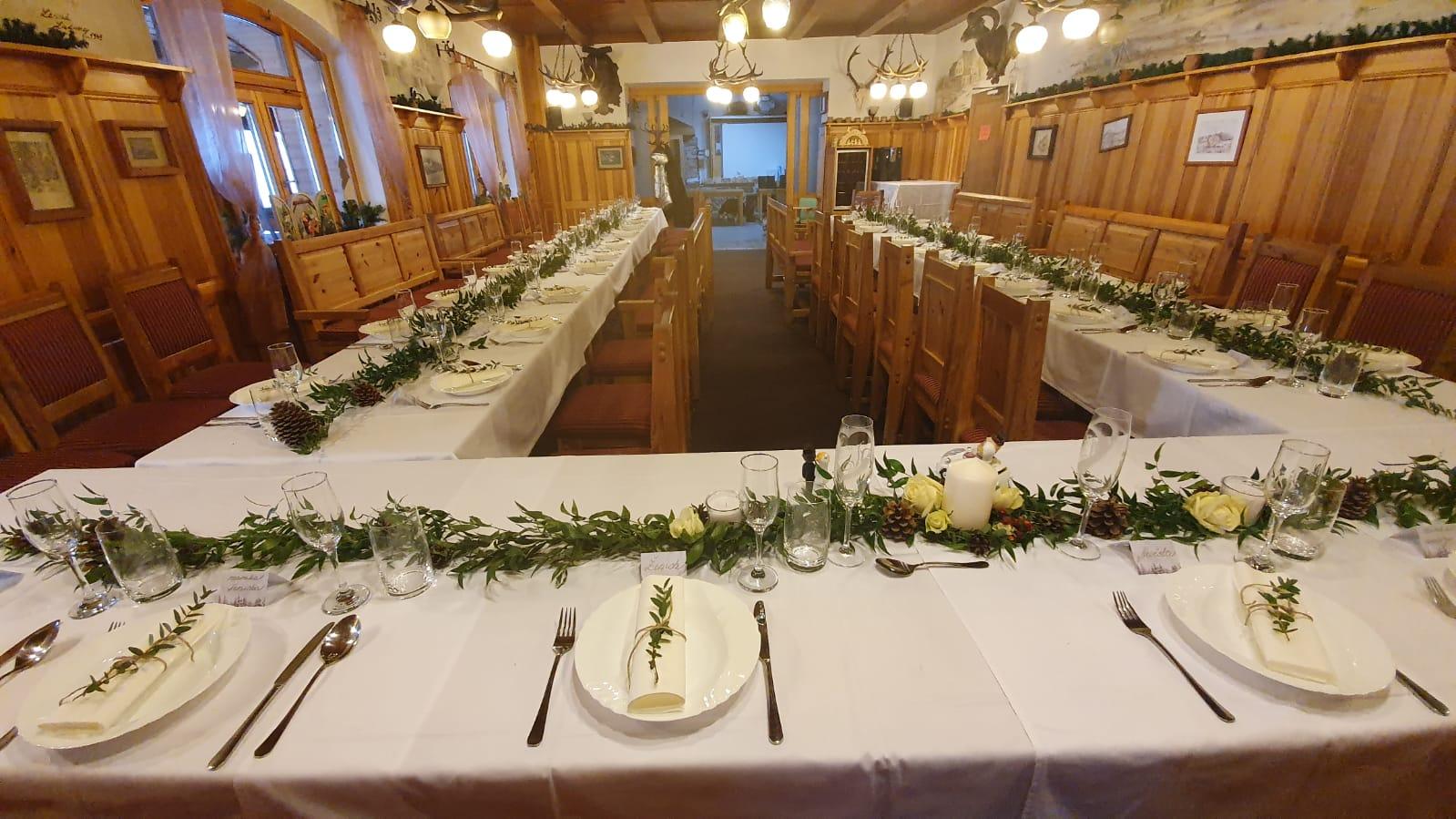 Nádherná zimní svatba v Krušných horách - Obrázek č. 4