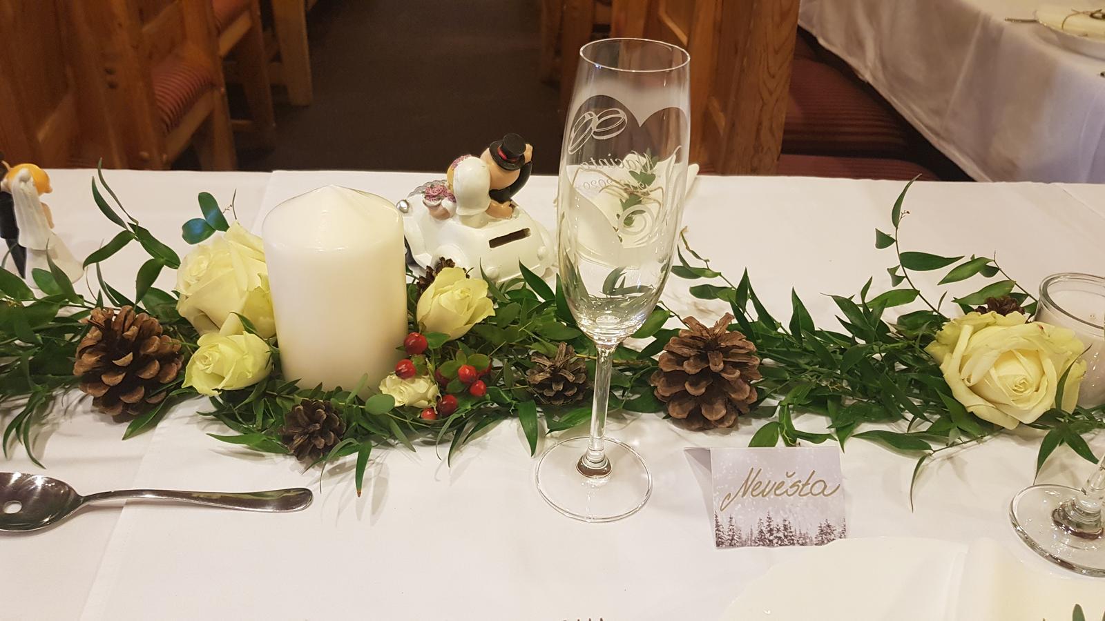 Nádherná zimní svatba v Krušných horách - Obrázek č. 5