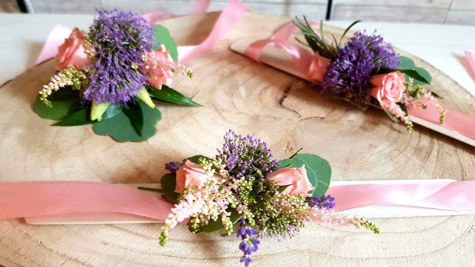 Fialova Svatba Napady Svatebni Vyzdoba