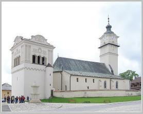 Kostol Sv. Juraja v Sp. Sobote
