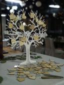 Svatební strom - strom přání,