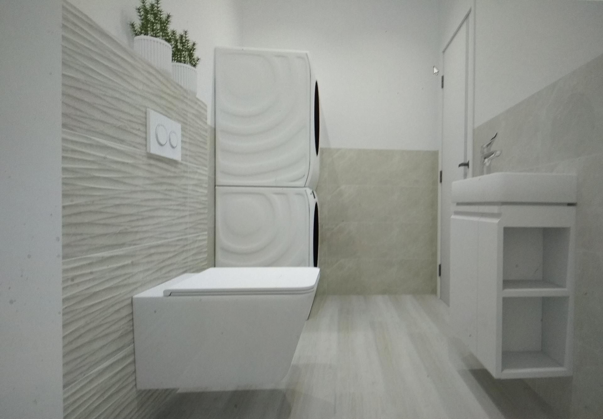 Takto nejako by mohli vyzerať naše kúpeľne a technická 🙂 - Obrázok č. 4