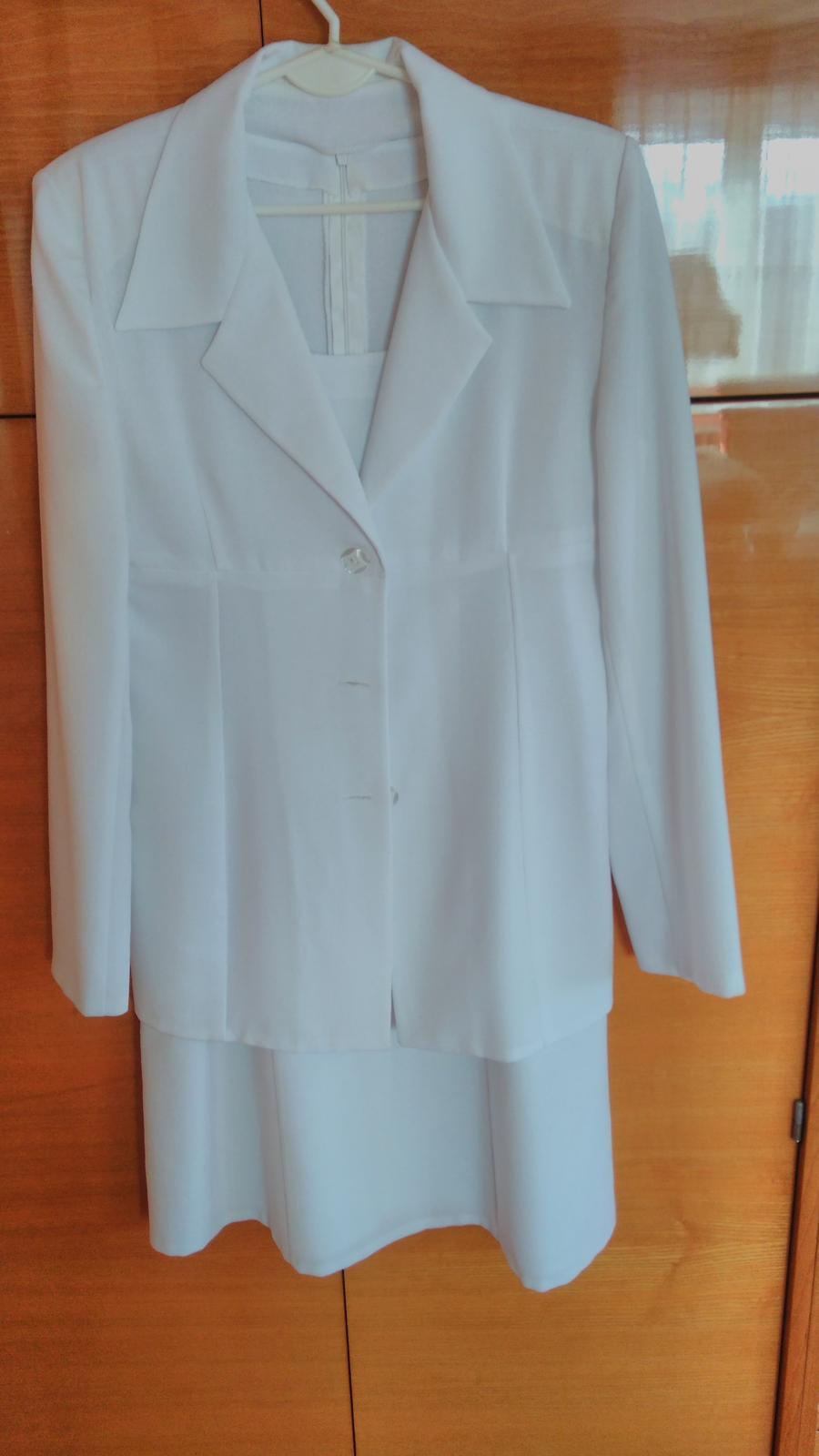 letní šaty se sakem - Obrázek č. 1