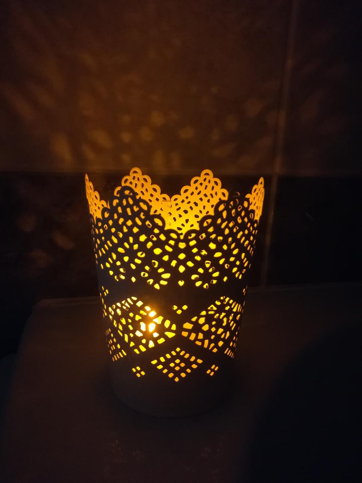 Elektrické svíčky na baterky - Obrázek č. 1