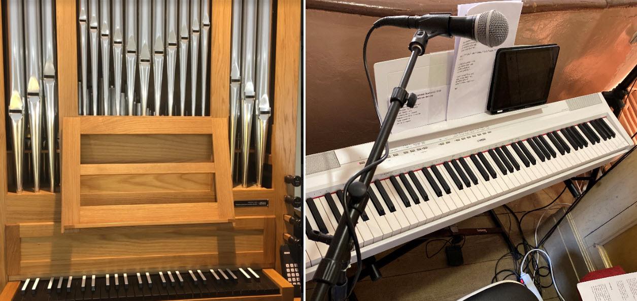 Aké svadobné pochody preferujete? Mohutná klasika s organom, alebo niečo jemnejšie, osobnejšie, citlivejšie? :-) =-) - Obrázok č. 1
