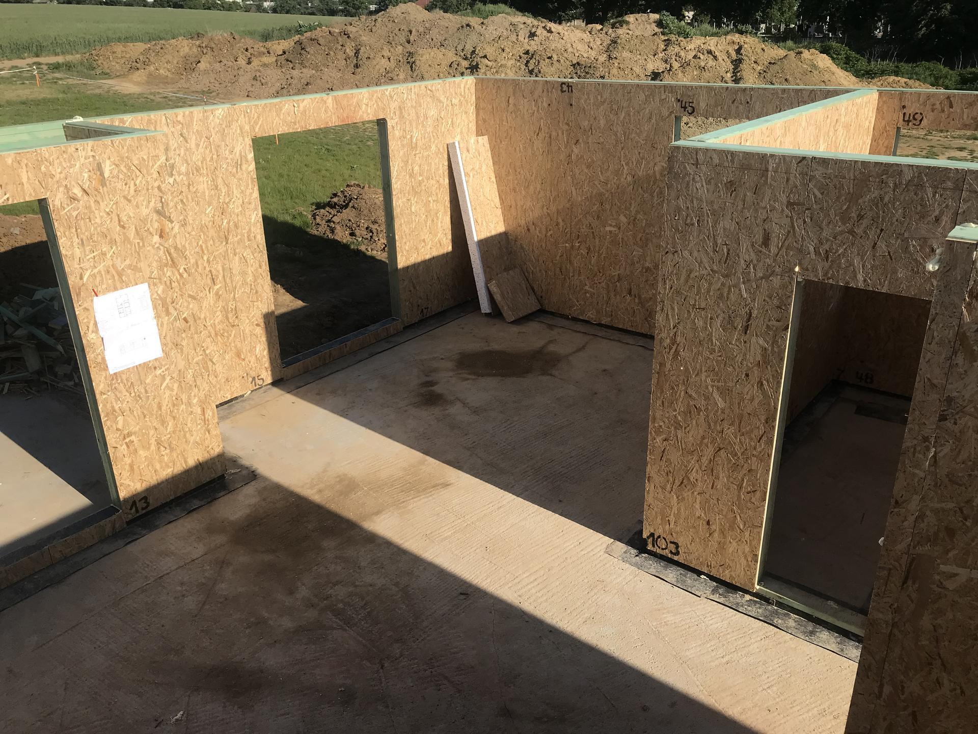 Step by step. GoldHouse montovaný dom :) - Obrázok č. 53