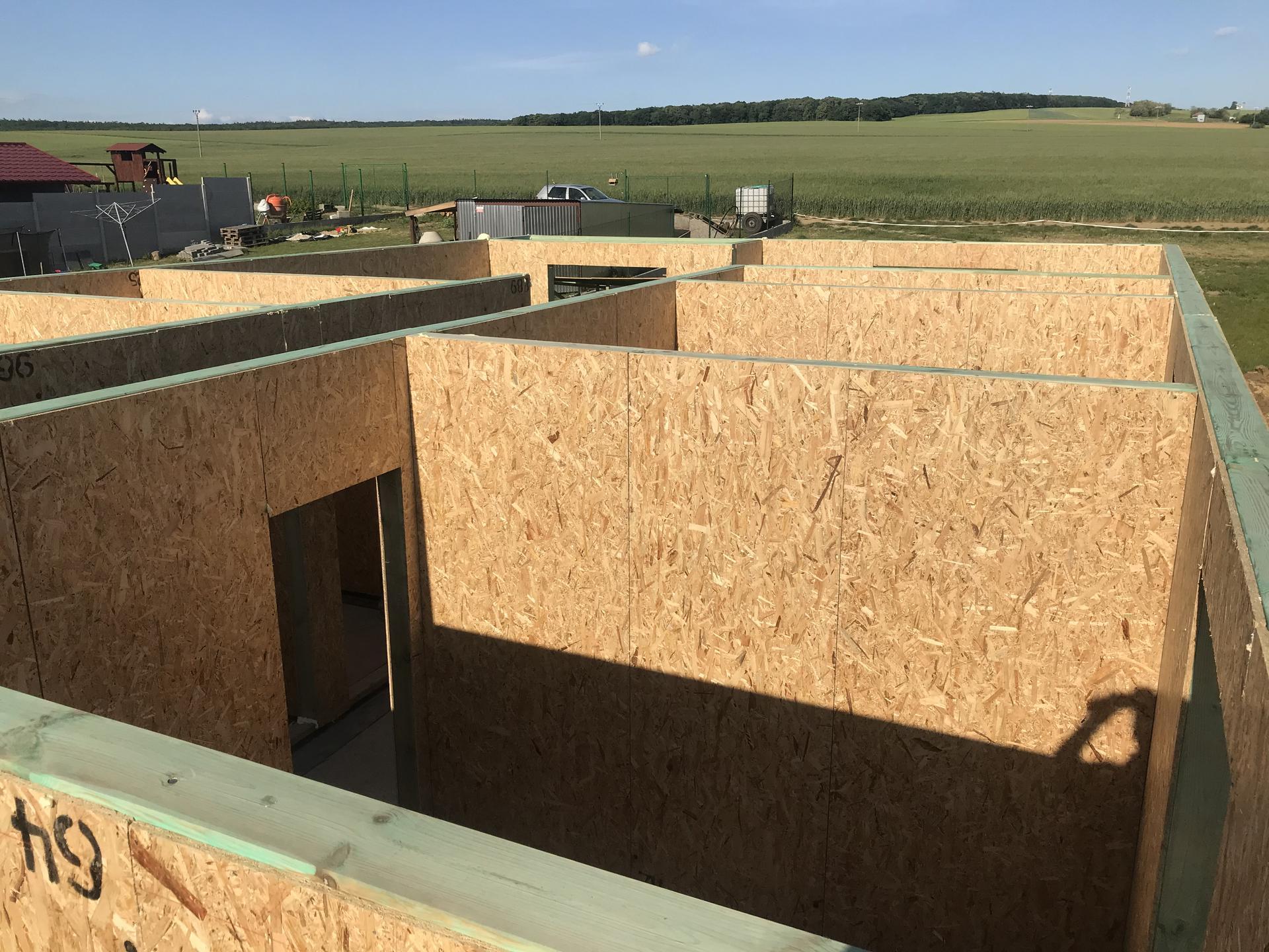 Step by step. GoldHouse montovaný dom :) - Obrázok č. 52