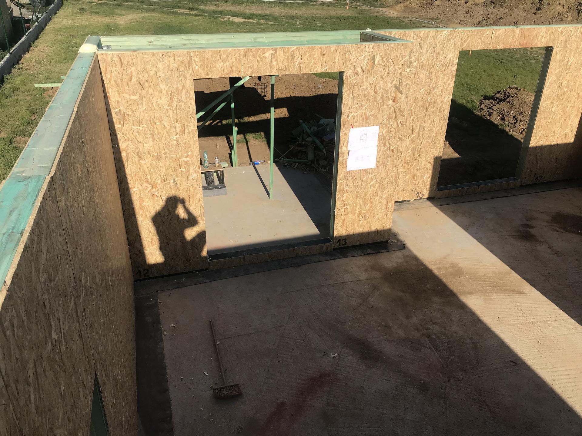 Step by step. GoldHouse montovaný dom :) - Obrázok č. 54