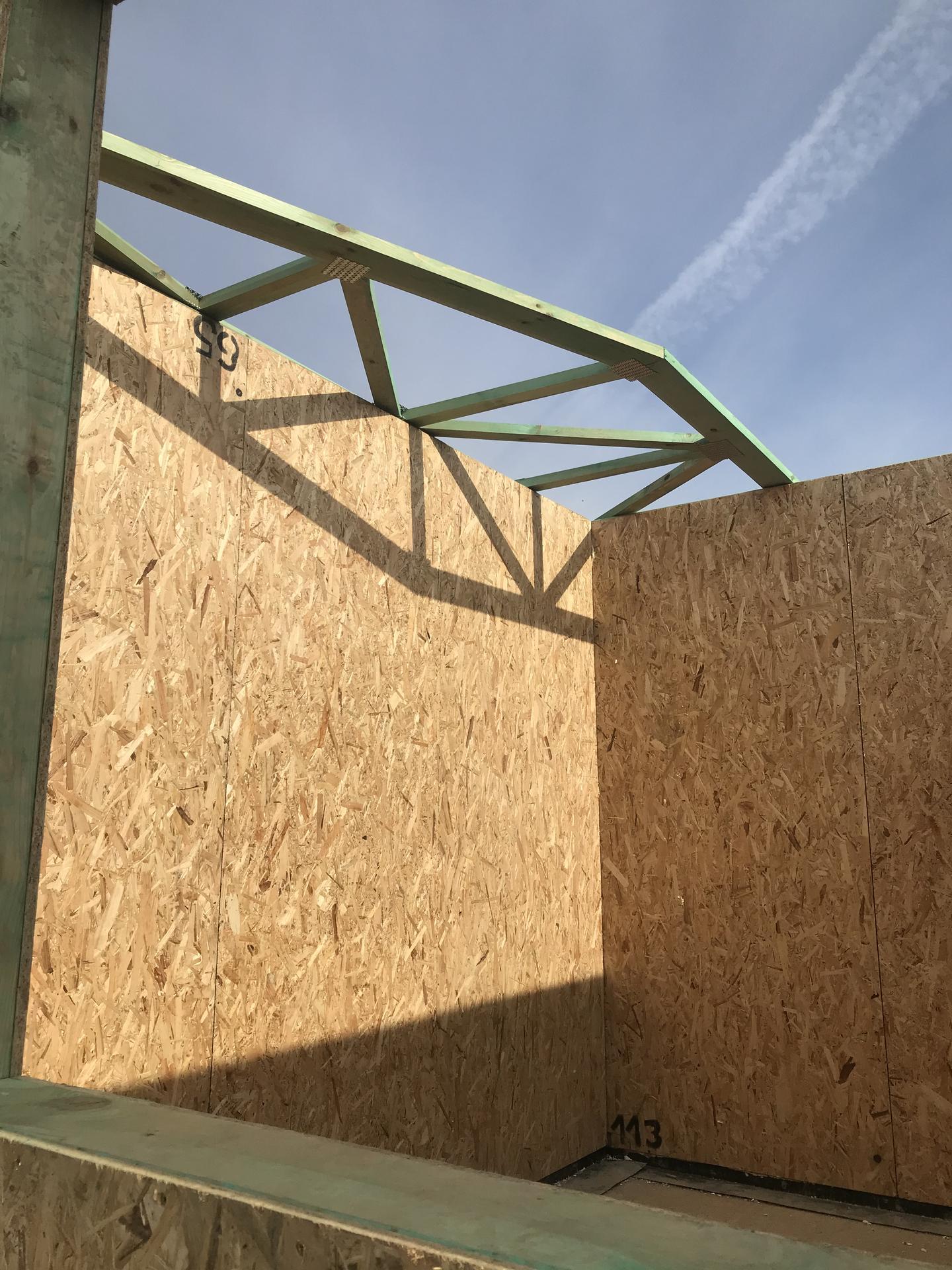 Step by step. GoldHouse montovaný dom :) - Obrázok č. 56