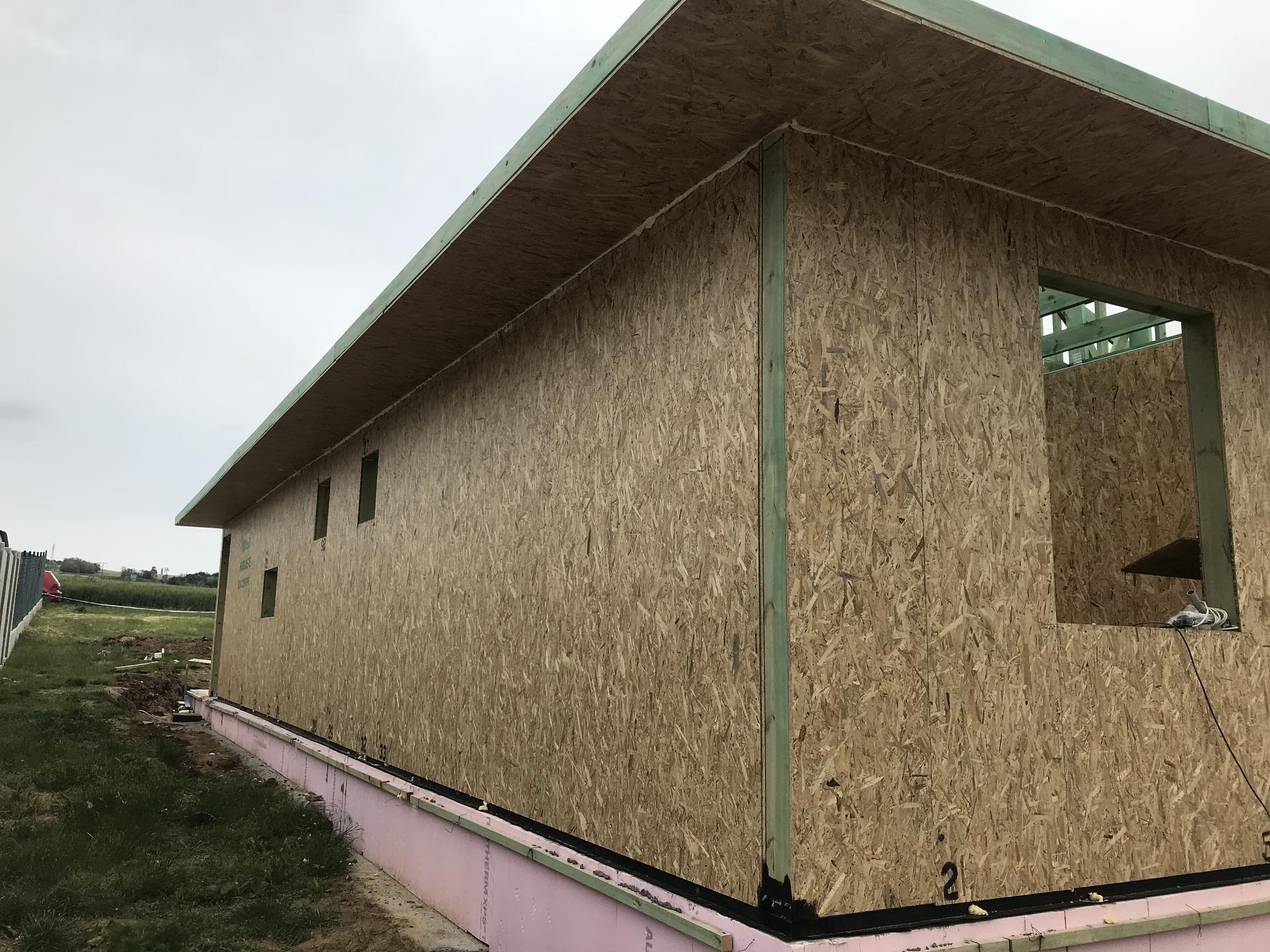 Step by step. GoldHouse montovaný dom :) - Obrázok č. 71