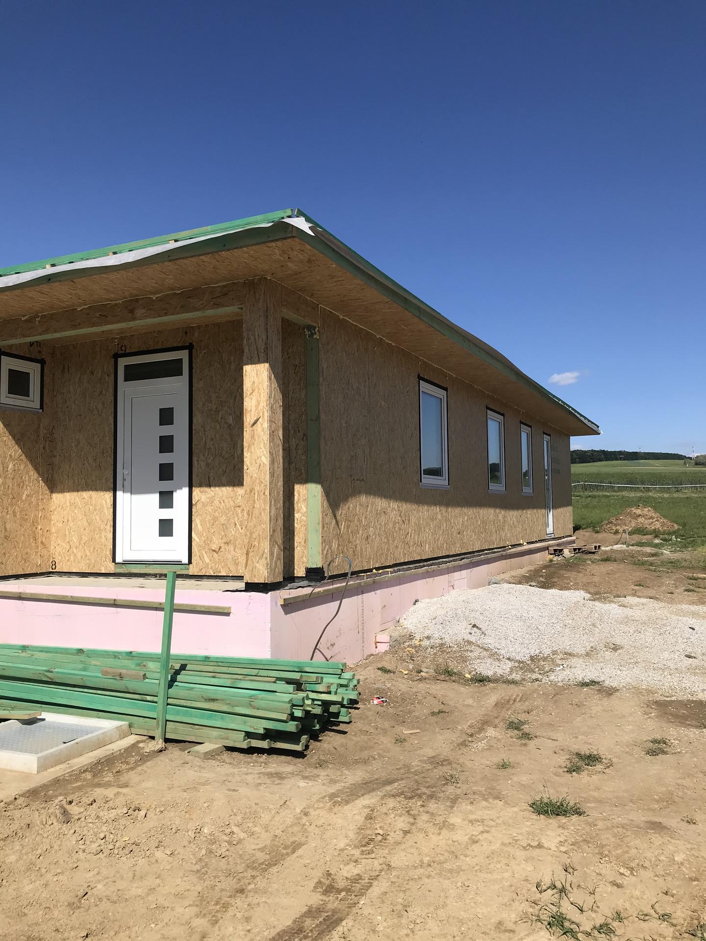 Step by step. GoldHouse montovaný dom :) - Obrázok č. 88