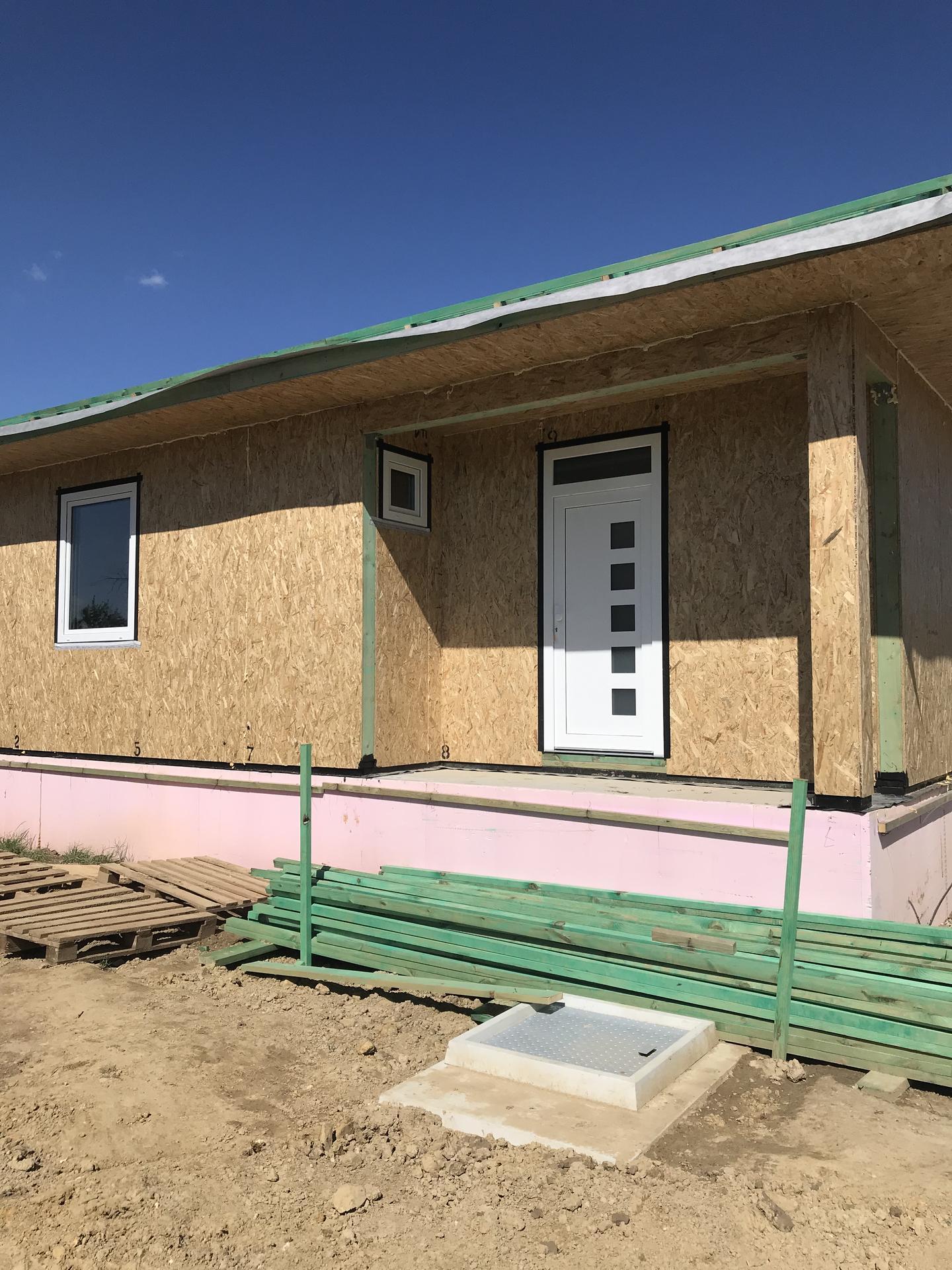 Step by step. GoldHouse montovaný dom :) - Obrázok č. 87