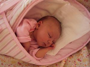 Museli jsme si na ni skoro 3 roky počkat, ale stálo to za to... Sofie, narozena 19.7.2013