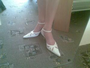 Moje botky na noze