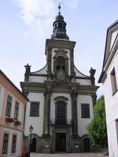 kestel Nanebevzetí Panny Marie