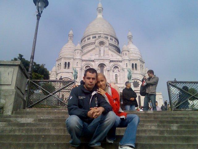 Saška{{_AND_}}Radko - vylet v Parizi-oktober´07