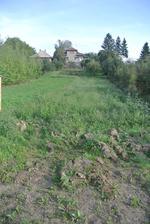 27.9.2017 Posledná fotka pozemku v pôvodnom stave.