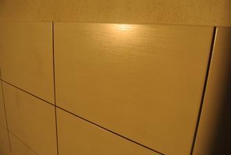 V skutočnosti je temer biela, ale slnko už bolo nízko, tak je všetko žlté :-)