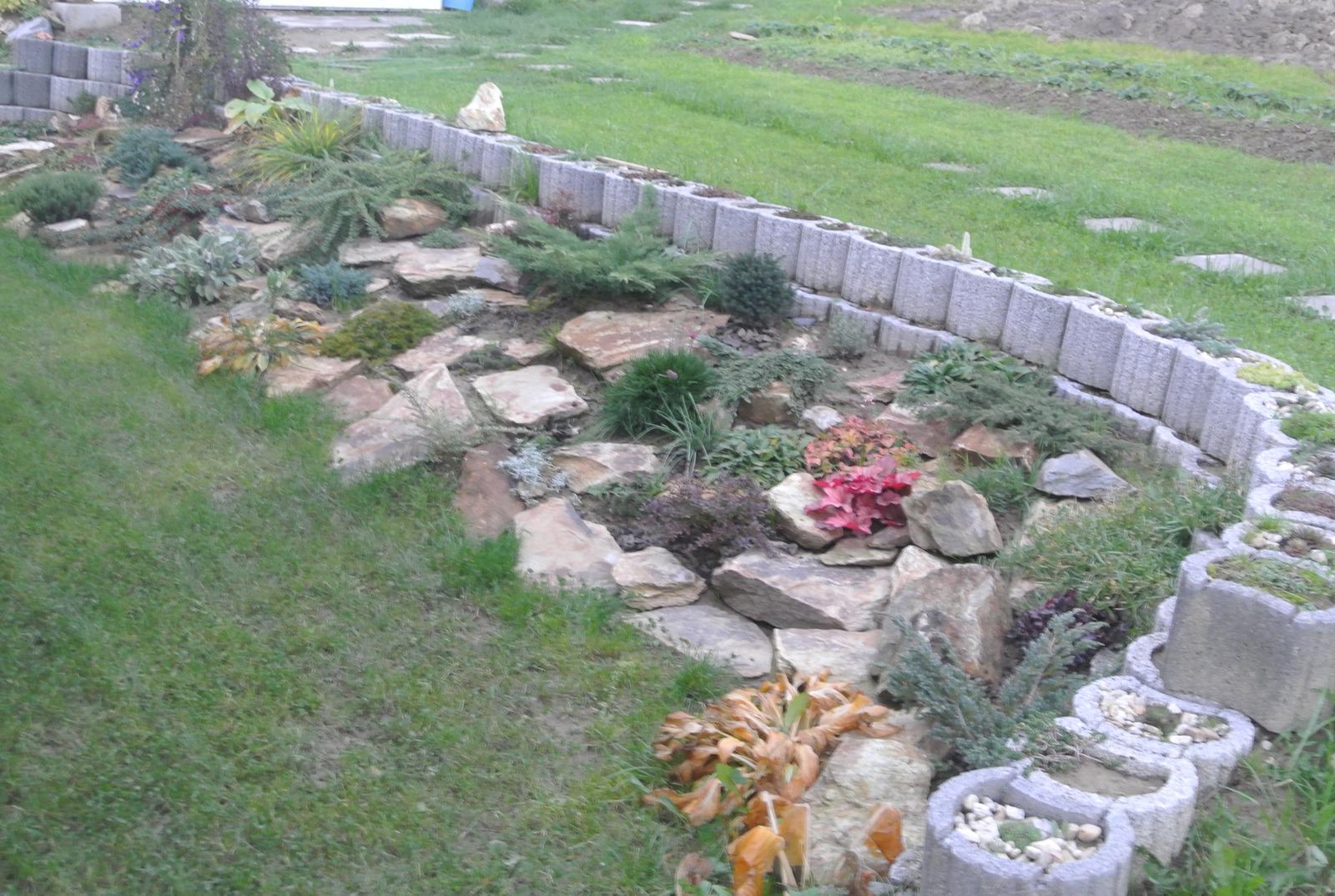 Budujeme okrasnú aj úžitkovú záhradu - November.