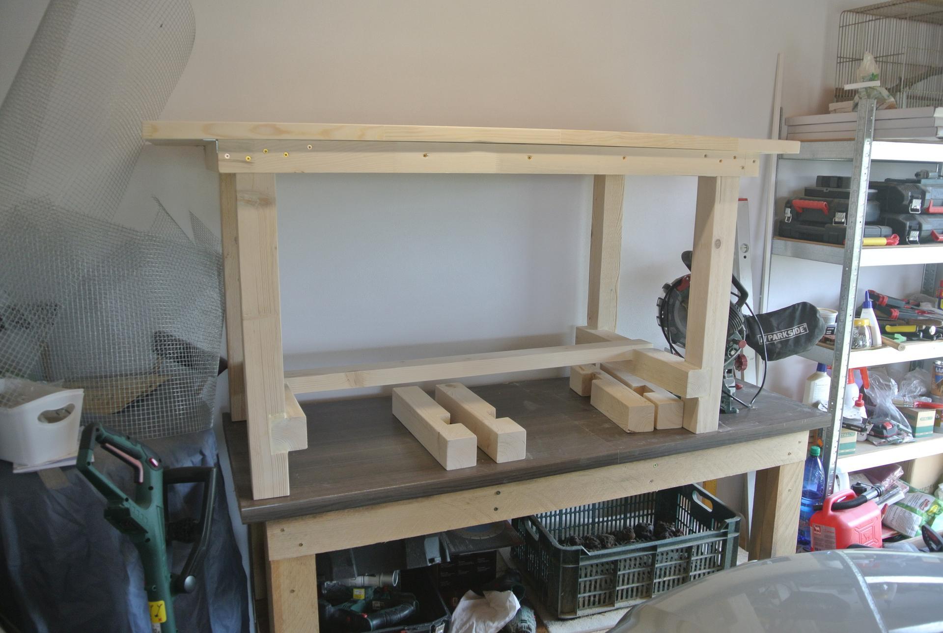 Moje tvorenie z dreva - Obrázok č. 29